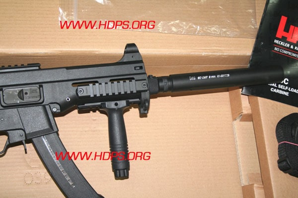 Centaurus Alloy Upper Receiver compatible with Hk USC Parts